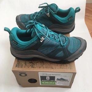 Oboz Lynx Low B-Dry Waterproof Shoes